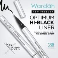 Wardah Eyexpert Optimum Eyeliner Pen Eye liner spidol