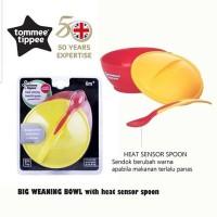 New Tommee Tippee Heat Sensing Big Weaning Bowl