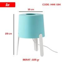dijual IKEA LAMPU MEJA SAMPING KAMAR TIDUR TVARS TABLE LAMP MINIMALIS