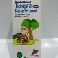 best production Tempra Sirup 60ml - obat demam