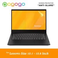 Screen Protector Anti Gores Laptop Lenovo 10 11 12 13 14 15 Anti Glare