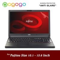 Screen Protector Anti Gores Laptop Fujitsu 10 11 12 13 14 15 Glare