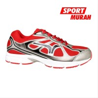 SEPATU RUNNING CALCI NEW YORK M RED 300011