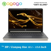 Screen Protector Anti Gores Laptop Hp Compaq 10 11 12 13 14 15 Glare