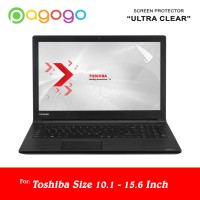 Screen Guard Protector Toshiba 10.1 11.6 12.5 13.3 14.0 15.6 Clear