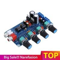 Ready Stock NE5532 OP-AMP HIFI Amplifier Preamplifier