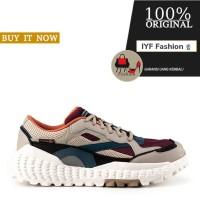 Sneakers Original Sepatu Skechers Sp Skechers Monster - Taupe/Multi