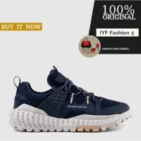 Sneakers Original Sepatu Skechers Monster - Navy