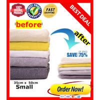 Vacum Plastic Bag Travel / Vakum Baju Pakaian / Vacuum Plastik 35 x 50