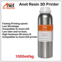 Resin LCD Anet N4 3D Printer Refill 1000ml