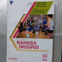 Buku Soal Ulangan Bahasa inggris Sma kelas xii 3 UH UTS US UN Bimbel