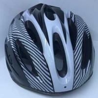 TaffSPORT Helm Sepeda EPS Foam PVC Shell - x10 Aribby Store