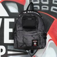 Eastpak x Aape Backpack Black Camo 100% Authentic