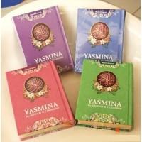 (A6) AlQuran Yasmina HC , Al-Quran Muslimah hard cover - Syaamil Quran