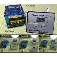 Power Regulation Dimmer Digital AC 220V 4000W SCR Speed Controller