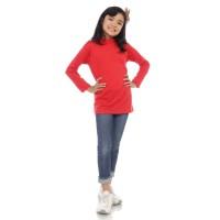 Yasta Fashion - Baju Manset Remaja 10-15 Tahun Warna Merah - Merah