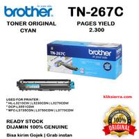 BROTHER Toner TN-267C TN267C TN267 for L3230 L3270 L3551 L3750 L3770