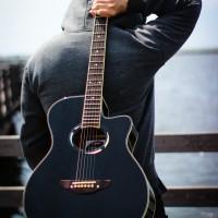 Gitar akustik elektrik EQ belcat APX500II