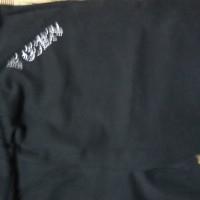 Celana leging hitam anak perempuan preloved
