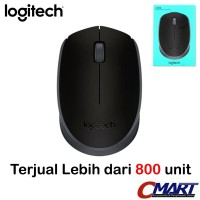 Logitech M170 Wireless Mouse - Original Garansi Resmi Logitech