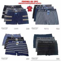 Celana Dalam Pria (PROMO isi 3pc) / Boxer Pria / Celana Boxer Pria