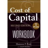 Cost of Capital Workbook Shannon P. Pratt 2002 Wiley 0471228966