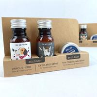 BOZZI Shampoo Anjing TESTER Kit 3in1 Set