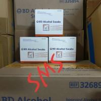 BD Alcohol Swab /Alkohol Swab BD/Tissu Alkohol