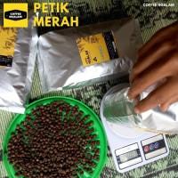 [Premium] Kopi Petik Merah Washed - Java Robusta Dampit 1kg