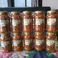 Bawang Goreng Teri Kacang Pedas