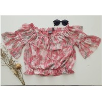 Sabrina/ Baju wanita/ Blouse suho original