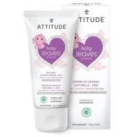 Attitude Baby Leaves Diaper Cream ruam diaper rash