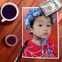 Pelindung Kepala Bayi Anti Tabrakan Helm Bayi Trendy