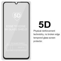 Tempered Glass Xiaomi Redmi Note 7 Full Screen Protector Full Lem