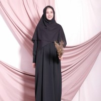 Khimar Voal Shiny (Hijab Alila)