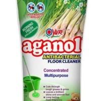 Pembersih Lantai Sereh/Yuri Aganol Antibacterial Morning Fresh 630ml