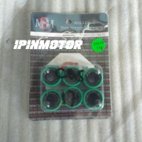 Roller sparepart motor matic CBS