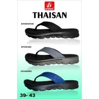 Harga Promo Sandal pria santai Ardiles model Thaisan Biru