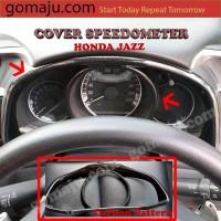 COVER SPEEDOMETER HONDA JAZZ GK5 14-18 CARBON BLACK COVER SPEEDOMETER