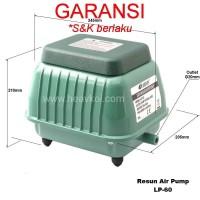 Resun LP 60 aerator / air pump / pompa udara