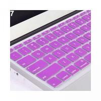 Laptop Komputer: Pelindung Keyboard Skin Apple Cover Silikon untuk Aks