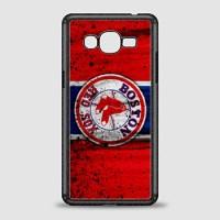 Hardcase Samsung Galaxy J2 Prime Boston Red Sox Grunge Baseball Clu