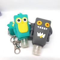 pocketbac keychain led plus handsanitizer
