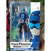 Power Rangers Lightning Collection - Beast Morphers Blue Ranger MISB