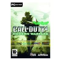 CALL OF DUTY 4 MODERN WARFARE | CD DVD GAME | PC GAME | GAMING | KASET