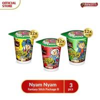 Nyam Nyam Fantasy Stick - Package B