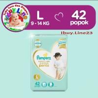 PAMPERS Premium Care Active Pants L.42