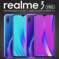 Realme 3 pro Ram 6/128GB Garansi Resmi 1Tahun