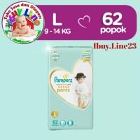 PAMPERS Premium Care Active Pants L62 /L 62 /L.62