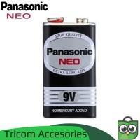 Battery 9v Panasonic Neo - Batu Baterai 9volt Batere kotak 9 volt